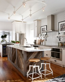Inventive Ideas For #KitchenIslands