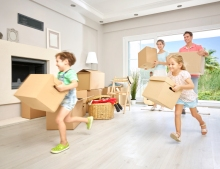 How To Stage A Home While The Owners Are Still Moving